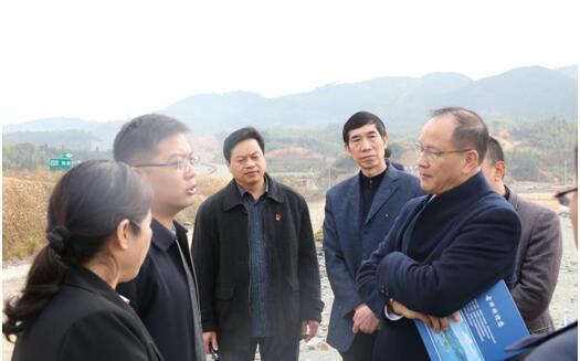 安发集团高益槐教授回馈家乡调研讲学活动于古田顺利举行
