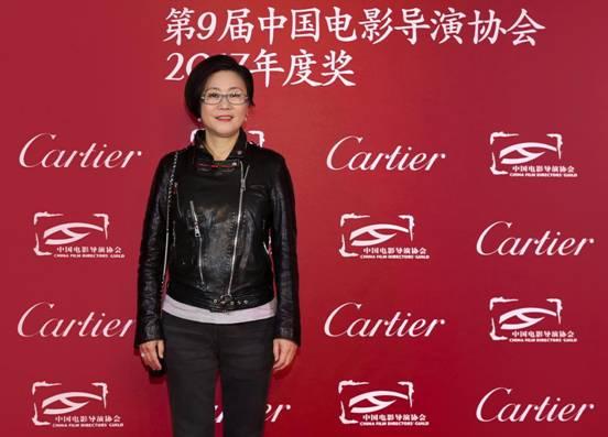 图3:中国电影导演协会会长、著名导演李少红
