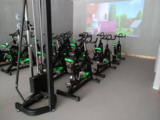 创业加盟十八般便捷健身房营业至今不断为顾客提供便捷的服务